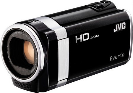 JVC HD Everio GZ-HM690, GZ-HM670 and GZ-HM650 Full HD Camcorders