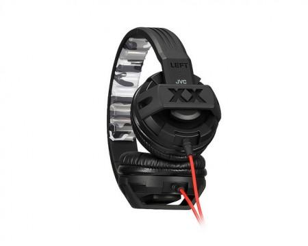 JVC Xtreme Xplosives HA-S4X on-ear headphones