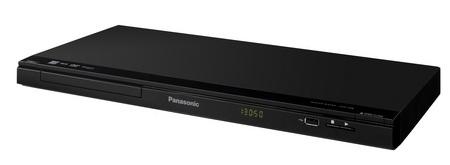 Panasonic DVD-S68 and the DVD-S48 DVD Players