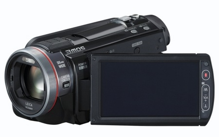 Panasonic HDC-HS900 Full HD 3MOS Camcorder