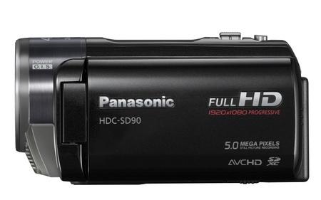 Panasonic HDC-SD90 3D-Capable 1MOS Full HD Camcorder