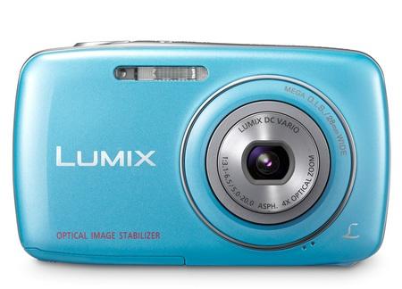 Panasonic LUMIX DMC-S1 digital camera