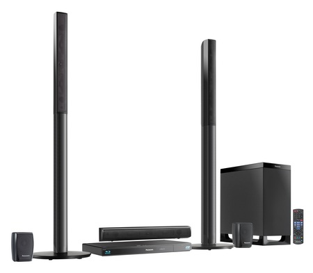 Panasonic SC-BTT770 Full HD 3D Blu-ray Home Theater System
