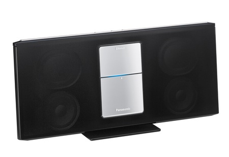 Panasonic SC-HC05 stereo system with Bluetooth
