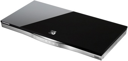 Samsung BD-D6500 3D Blu-ray Player with WiFi
