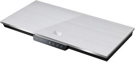 Samsung BD-D6700 3D Blu-ray Player with WiFi