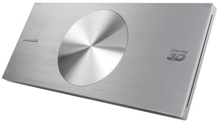 Samsung BD-D7500 is the World's Slimmest 3D Blu-ray Player