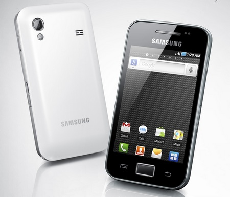 Samsung Galaxy ACE Android Phone