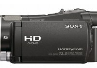 Sony Handycam HDR-CX700V 96GB Flash Memory Full HD Camcorder