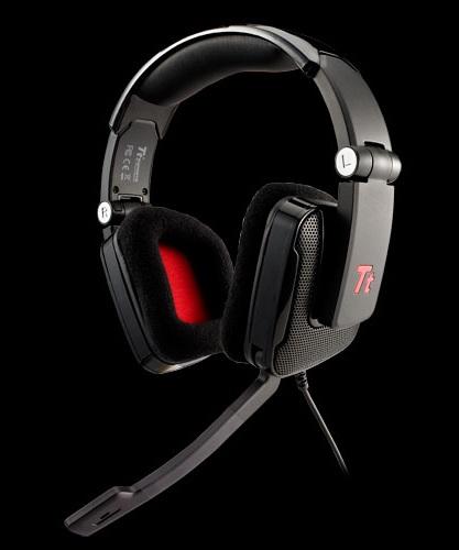 Tt eSPORTS Shock Gaming Headset black