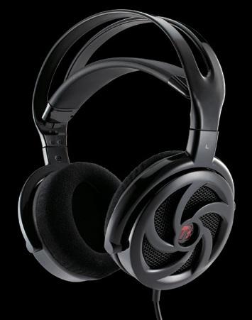 Tt eSPORTS Shock Spin Gaming Headset black