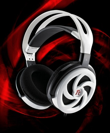 Tt eSPORTS Shock Spin Gaming Headset white