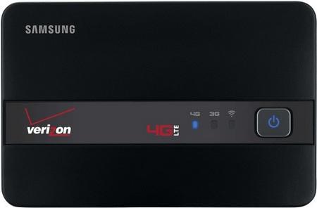 Verizon Samsung 4G LTE Mobile Hotspot