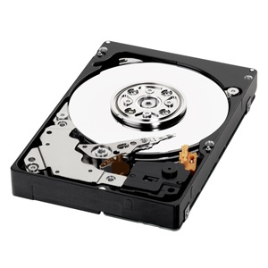 Western Digital S25 enterprise SAS hard drive