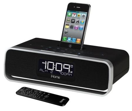 iHome iA91 App-Enhanced Alarm Clock Radio speaker