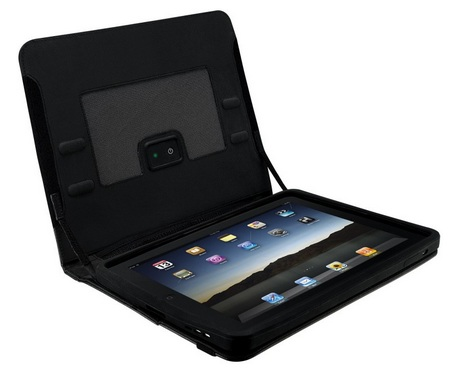 iHome iDM70 sound sleeve case for ipad with speaker