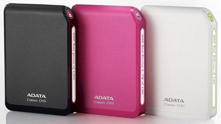 A-Data Classic CH11 USB 3.0 External Hard Drive