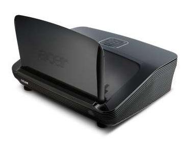 Acer U5200 and U5300W Ultra Short-throw Projectors