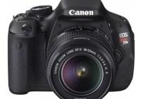 Canon EOS 600D Rebel T3i DSLR Camera front