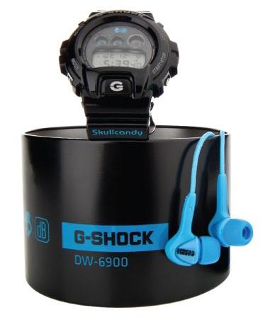 Casio G-Shock X Skullcandy DW6900SC-1CS Watch