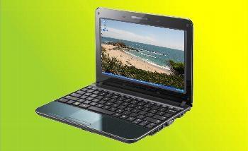 Clover SunBook Sunlight Readable Netbook