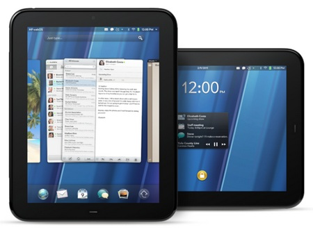HP TouchPad webOS Tablet 1