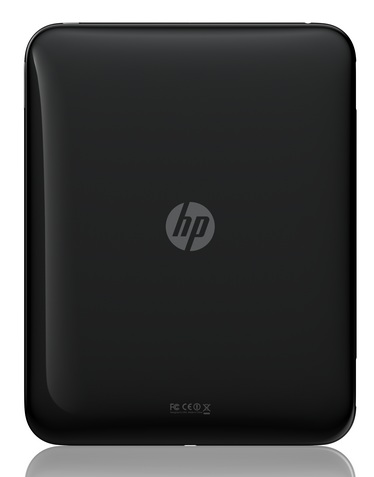 HP TouchPad webOS Tablet back
