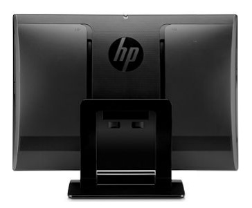HP TouchSmart 610 All-in-one Touchscreen PC back