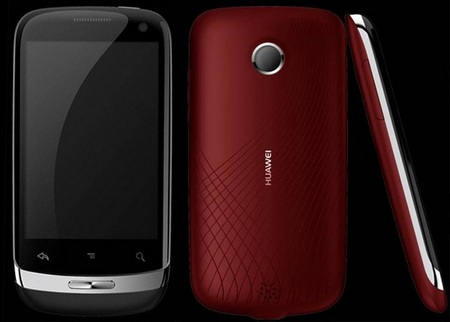 Huawei IDEOS X3 Android Smartphone