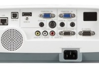 NEC P350X, P350W and P420X Entry-Level Integration Projectors back
