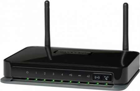 Netgeat N300 DGN2200M Wireless ADSL2+ Modem Router with 3G Backup