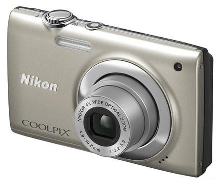Nikon CoolPix S2500 digital camera