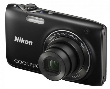 Nikon CoolPix S3100 digital camera 1