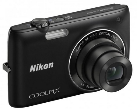 Nikon CoolPix S4100 digital camera 1