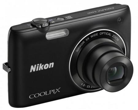 Nikon CoolPix S4100 digital camera 1