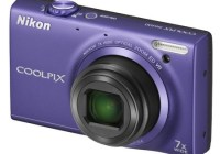 Nikon CoolPix S6100 with 7x Optical Zoom violet