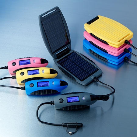 PowerTraveller powermonkey eXplorer Solar Portable Charging Kit