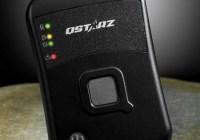 QSTARZ CR-Q1100P Commercial GPS Tracking Recorder