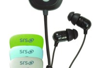 SRS iWOW 3D Audio Enhancement Adaptor for iPad, iPhone and iPod