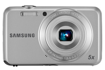 Samsung ES80 Point-and-shoot Camera