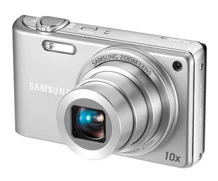 Samsung PL210 Slim Long Zoom Camera