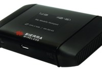 Sierra Wireless AirCard 753S and AirCard 754S 4G Mobile Hotspots