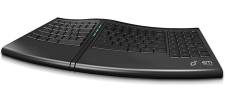 Smartfish Engage CompactKeyboard with ErgoMotion 1