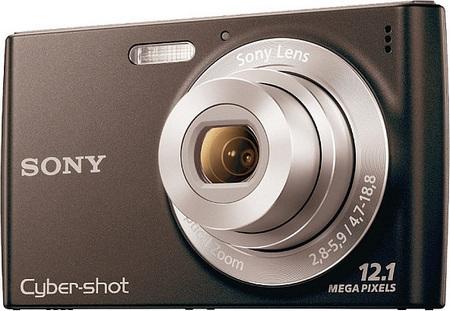 Sony Cyber-shot DSC-W510 digital camera black
