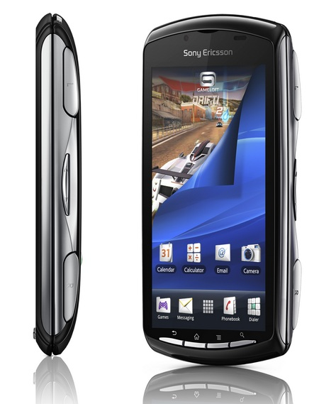 Sony Ericsson Xperia PLAY PlayStation Phone running Android OS 2