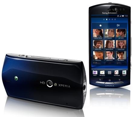 Sony Ericsson Xperia neo Android Smartphone 1
