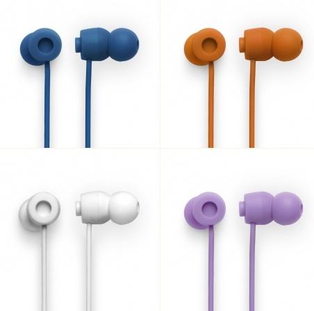 Urbanears Bagis In-ear Headphones colors 1