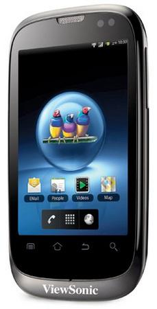 ViewSonic V350 Dual-SIM Android Smartphone