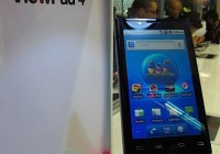 ViewSonic ViewPad 4 Android Phone Hands-on Videos