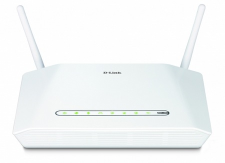 D-Link DHP-1320 Hybrid Wireless-N PowerLine Router